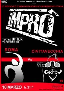 10 marzo loc Roma - Civitavecchia