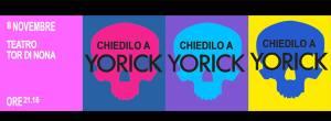 Yorick 8 novembre