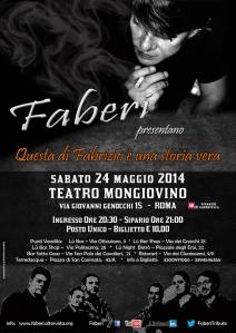 Faberi Roma Mongiovino 24maggio