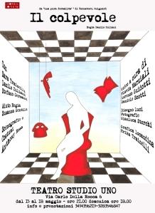 Il colpevole_Teatro Studio Uno 15-18 maggio 2014