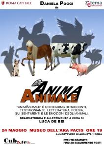 Locandina ANIMA ANIMALE