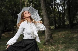 Selene Gandini in Piccole Donne