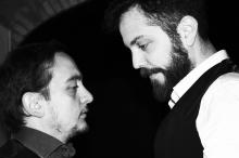 NAKED Fabrizio Lobello e Patrizio Cossa