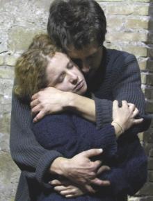 Selene Gandini e Michele Cesari
